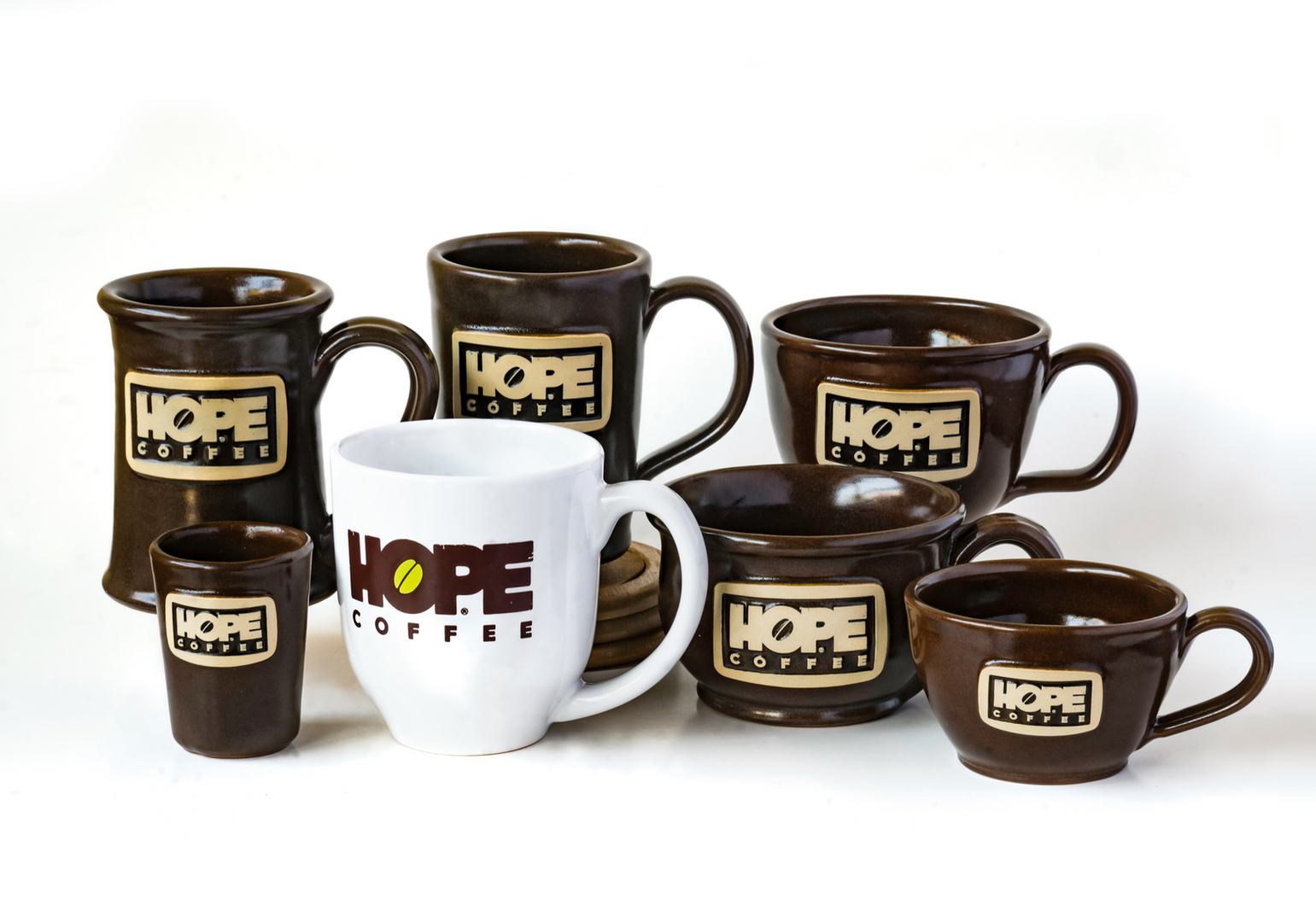 HOPE Coffee Mugs