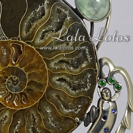 Lala Lotos. Ювелирная алхимия. Авторские ювелирные украшения в Украине. Серебро, золото, натуральные камни. Купить и заказать.