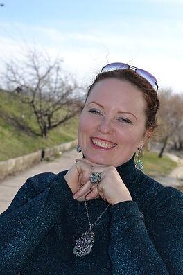 """Ювелирный мини-бренд Lala Lotos (Киев) - авторские ювелирные украшения из серебра, золота и натуральных камней; ювелирные изделия на заказ в Украине. Кулон """"Рододерево""""."""