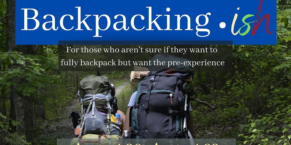 Backpacking-ish
