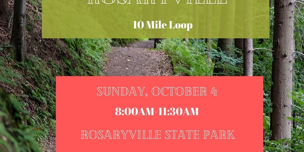 Ring Around the Rosaryville - Perimeter Trail