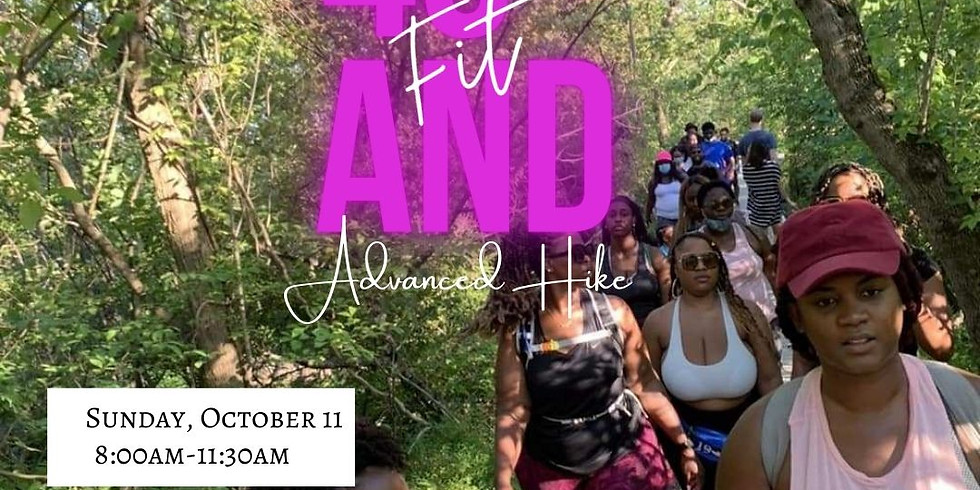 40+ And Fit Advanced Hike