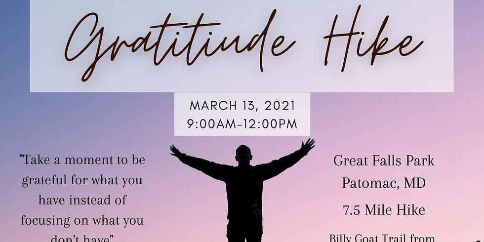 Gratitude Hike- Rescheduled Date