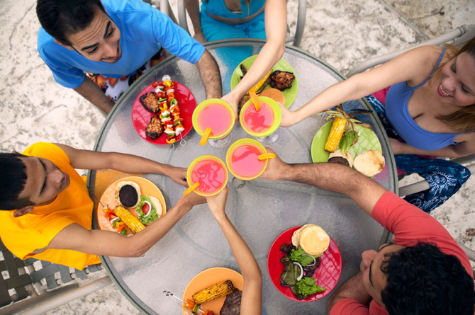 5 Stages to Changing Your Eating Behaviour