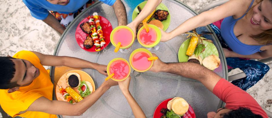 9 dieettrucjes die niets te maken hebben met wat je eet (maar toch echt helpen) !