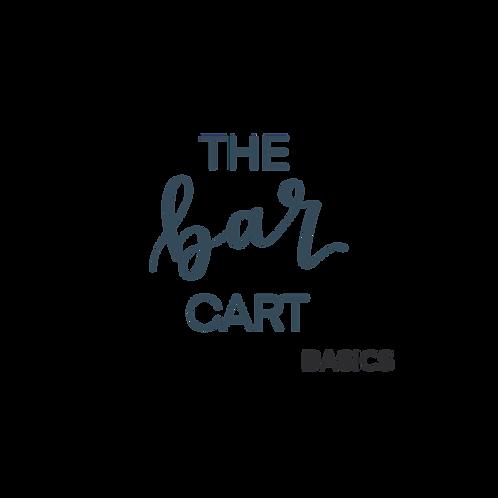 Bar Cart Basics - cocktail kit
