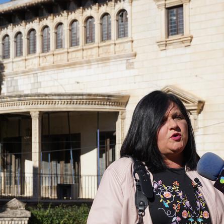 El PSOE lleva a pleno una moción para que el Palacio de Rubalcava sea declarado Bien de Relevancia L