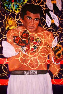 Muhammad Ali Float & Sting