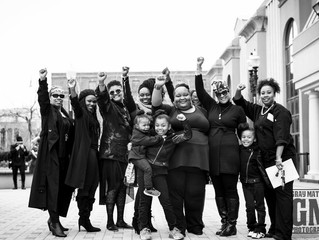 Sis*Stars Unite.  My Perspective of Ladies in Formation March 19, 2016