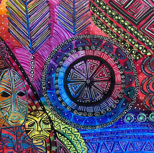 African Textile Study