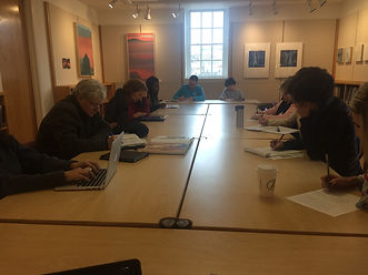 New Canaan Library, The Writer's Group w