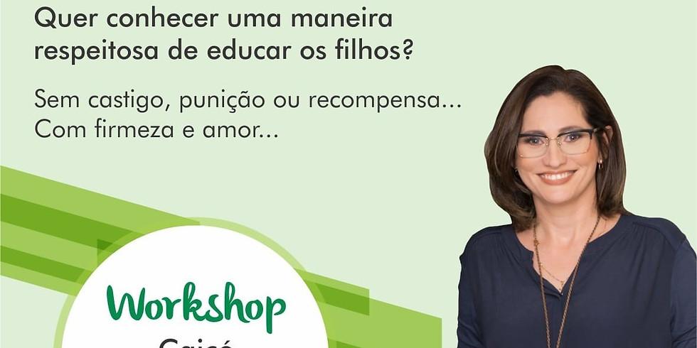 Workshop Caicó - Disciplina Positiva