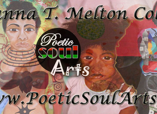Happy Holidays and Abundant Gratitude!!  Would You Become an Art Patron for Shanna T. Melton?