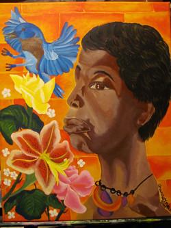 Maya Angelou: Caged Bird