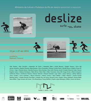 Deslize <Surf Skate> MAR Museu de Arte do Rio