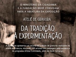 Ateliê de Gravura: da tradição à experimentação