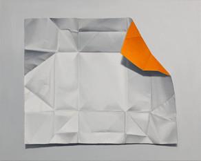 68 kj, 2014 óleo sobre tela. 40 x 50 cm   68 kj, 2014 oil on canvas. 40 x 50 cm  photo Rafaela Netto