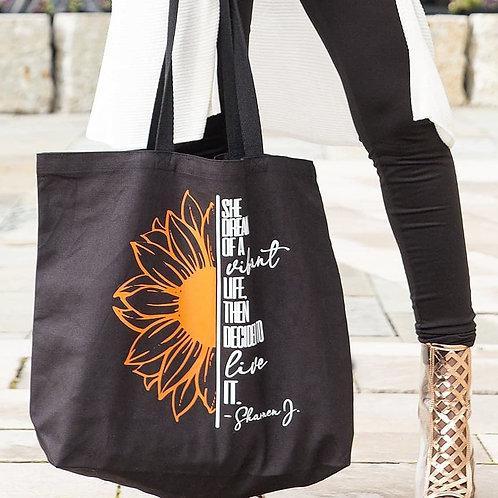 She Dreamed Tote-Bag
