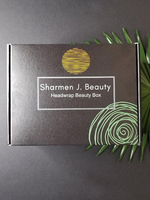 Sharmen J. Headwrap Box