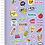 Thumbnail: Agenda Semanal Mosaico de Colores