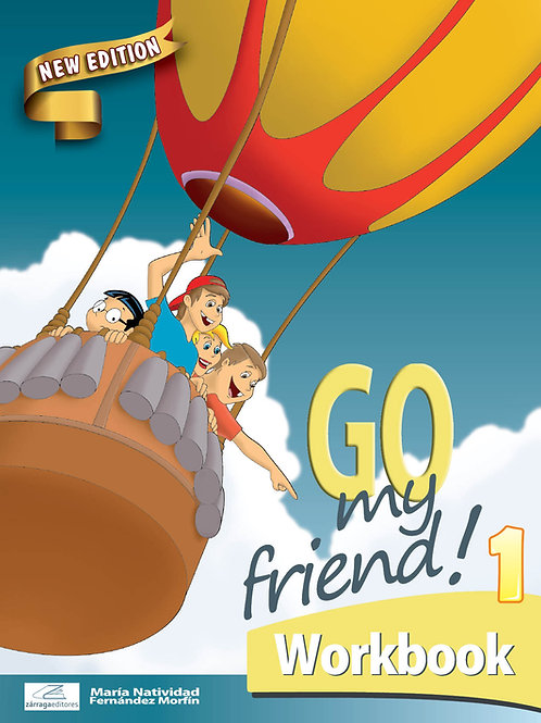 Go My Friend 1 Workbook