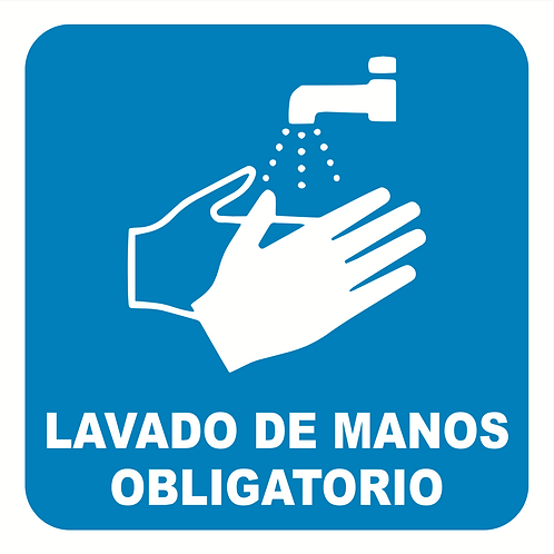 Lavado de Manos Obligatorio