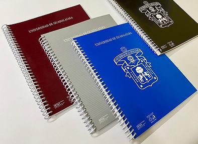 cuadernos udg