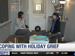 Moving with your grief during the holidays