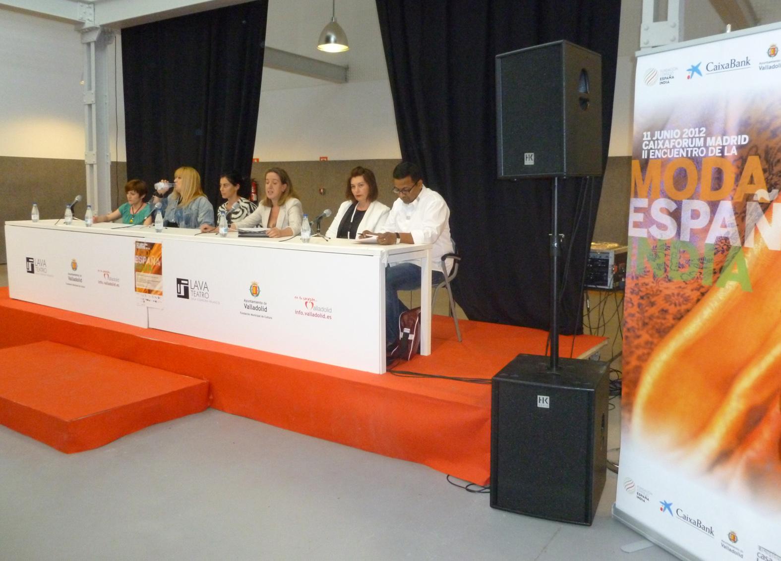 Meeting Spain- India