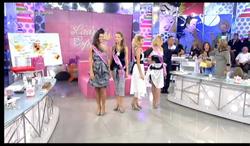 "Lady Spain in ""Salvame"" TV Show"
