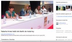 Meeting fashion India- Spain