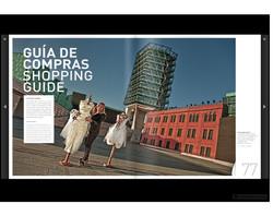 Fashion book shopping