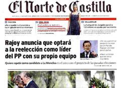 Cover newspaper