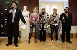 Fashion and Wine exhibition