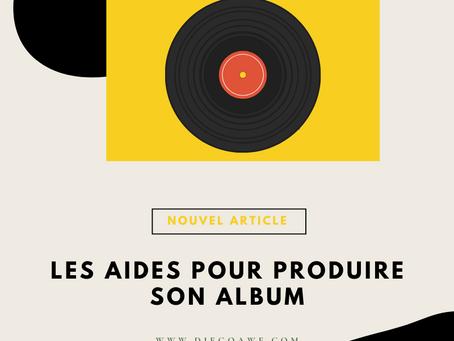 Produire son album de rap : les aides pour financer son projet
