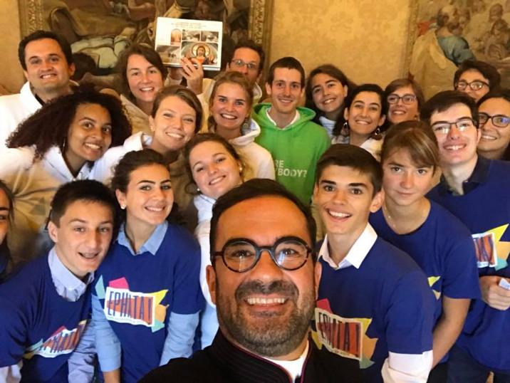 Audience privée - Vatican