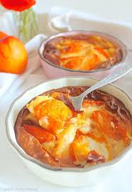 Clafoutis abricots sans gluten au lait végétal