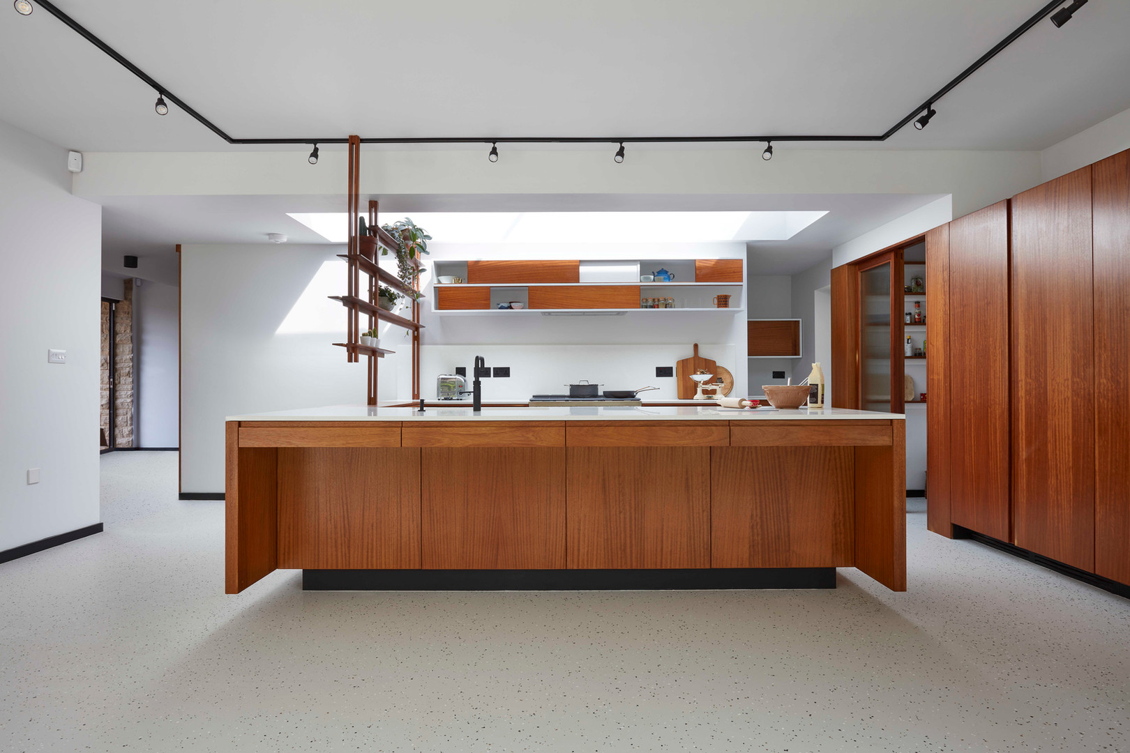 H Miller Bros | Luxury kitchen makers | Designer kitchen island, handmade in solid wood | Liverpool, Manchester, Cheshire, and Wirral