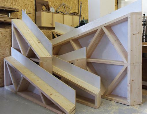 H Miller Bros | Constellations Bar, Liverpool | Award-winning wood design and making