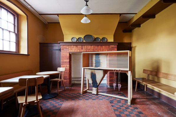 H Miller Bros | Hugh and Howard Miller's bespoke commission from The National Trust, for William Morris's Red House Museum