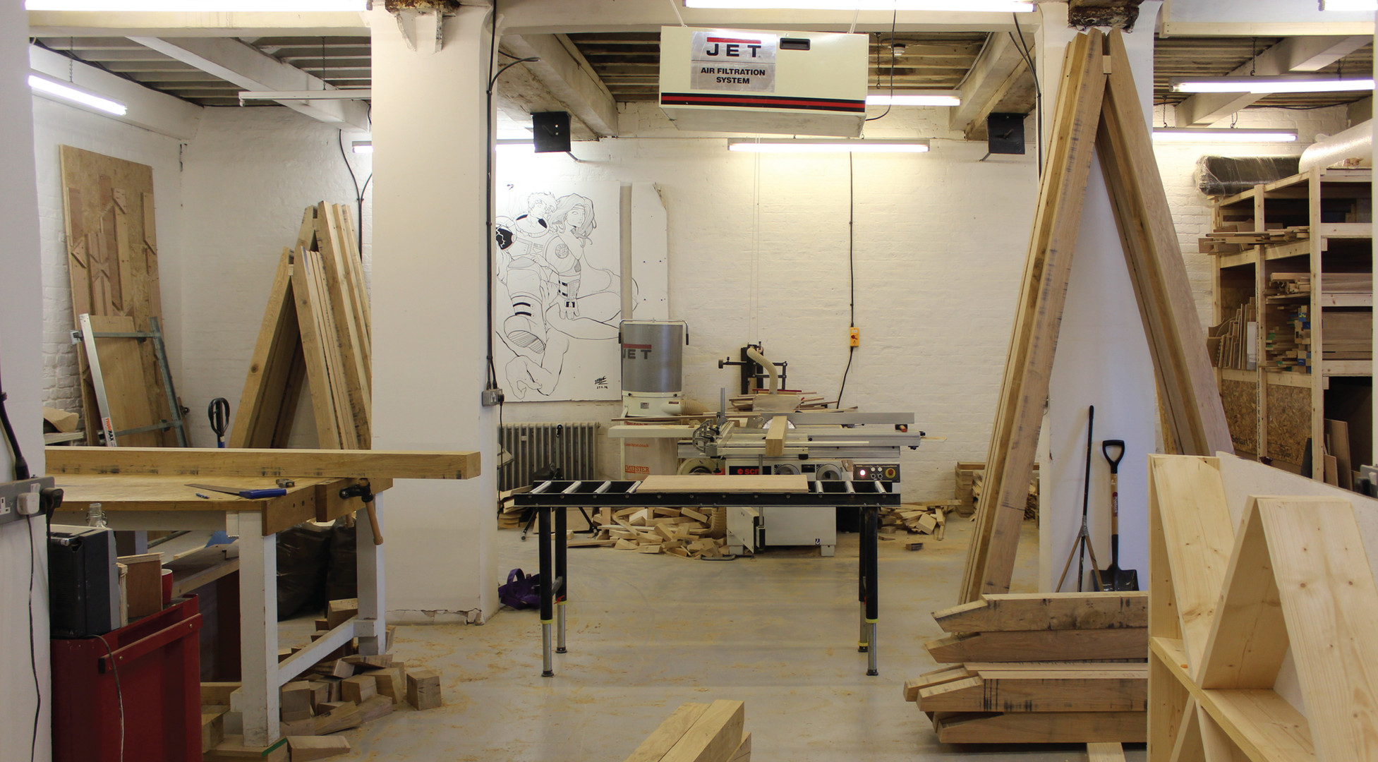 H Miller Bros | Constellations Bar, Liverpool | Award-winning wood design and making