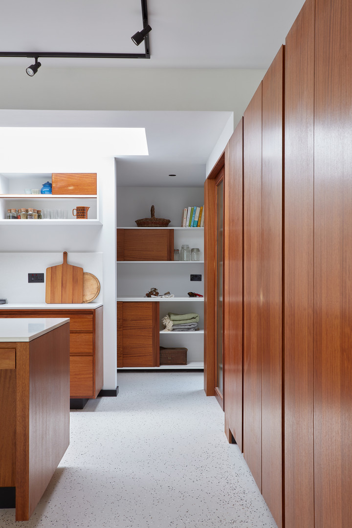 H Miller Bros | Luxury kitchen makers | Bespoke hardwood mid-century kitchens | Liverpool, Manchester, Cheshire, and Wirral