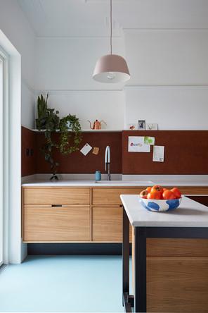 H Miller Bros-seaside kitchen 2