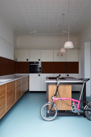 H Miller Bros-seaside kitchen 3