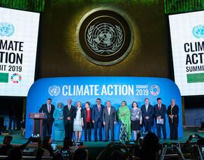 संयुक्त राष्ट्र जलवायु शिखर सम्मेलन स्पेन में संपन्न हुआ