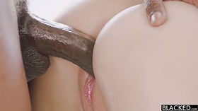 Big black dick inside Porn Star Hadley Viscara Pussy