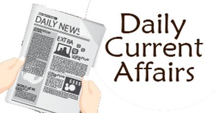 महत्वपूर्ण करंट अफेयर्स 1 अक्टूबर 2019
