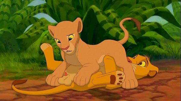 Lion Simbha Furry