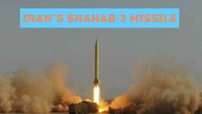 U.S. Official : Iran Test Fires Shahab-3 Mid Range Ballistic Missile