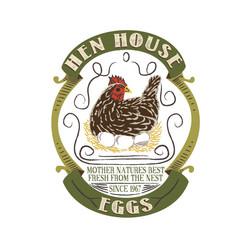 Hen House Eggs